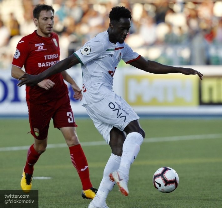 Нападающий «Локомотива» Эдер может перейти на правах аренды в «Галатасарай»