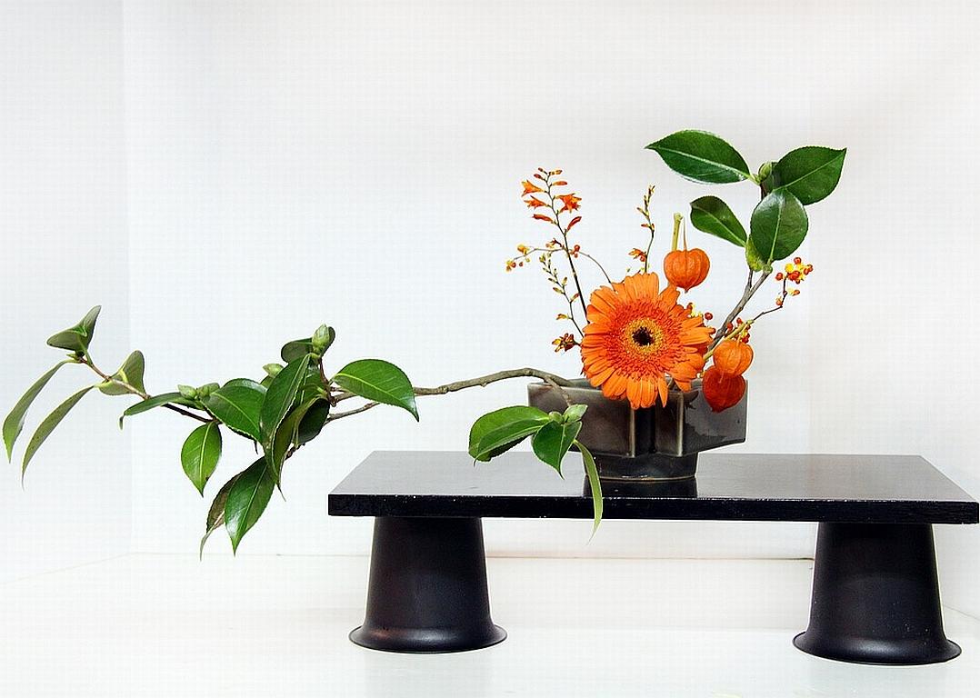 Икебана – японское искусство
