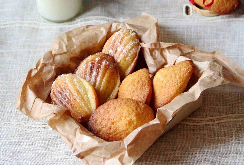 Вкусные печенья за 15 минут