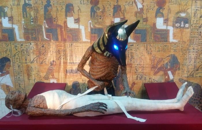 10 интригующих находок, обнаруженных внутри мумий