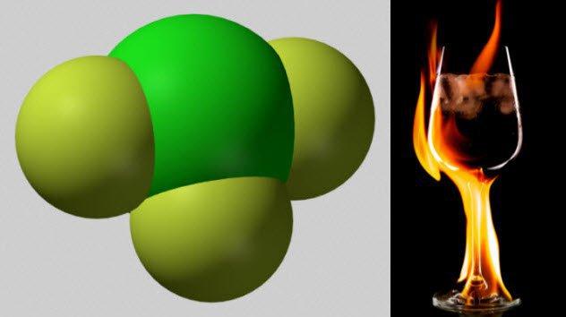 10 невероятно опасных химических веществ наука,опасные вещества,химия