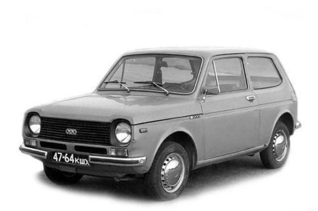 Не выпущенные автомобили. Советский и Российский автопром