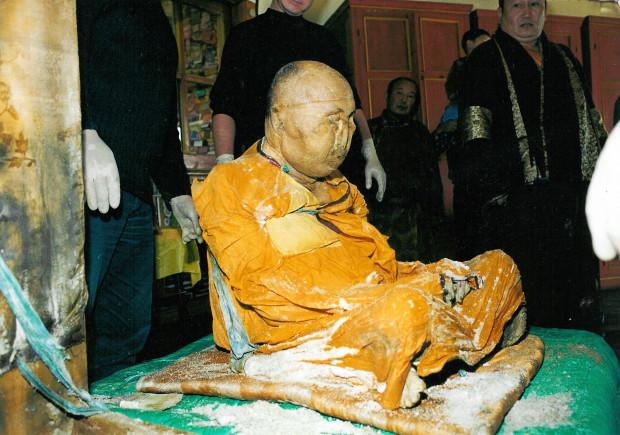 5 человеческих тел, поразительно сохранившихся после смерти (5 фото)