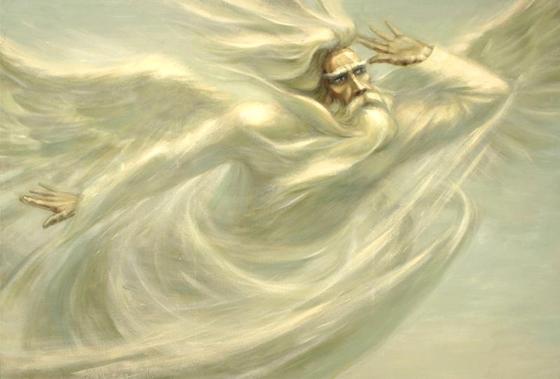 Глубина восприятия. Часть 2 гл. 23. Дух воздуха.