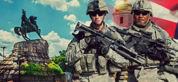 Украина признала разрешение расположить войска США на своей территории