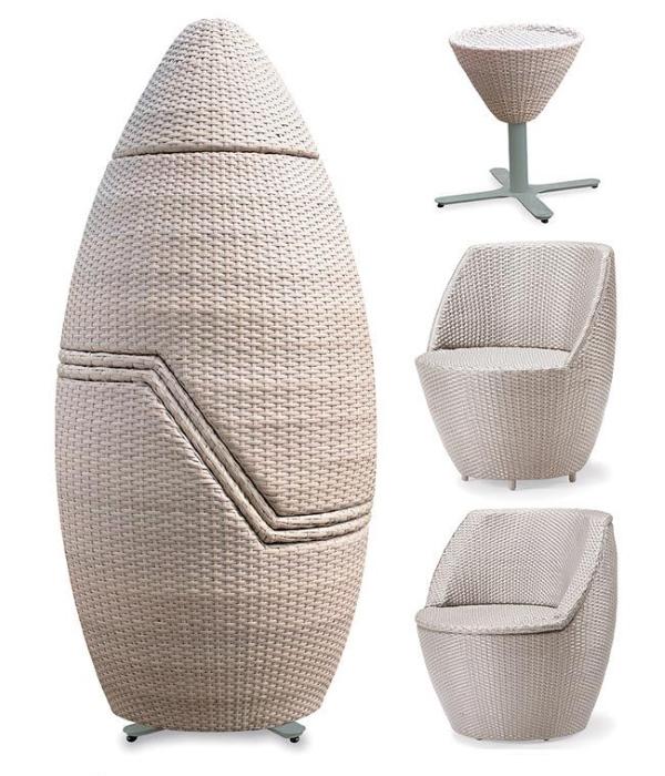 Умная и красивая мебель трансформер