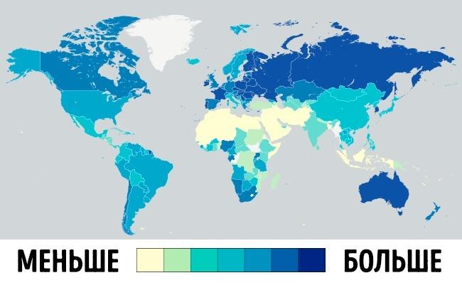 Что пьют по пятницам жители разных стран