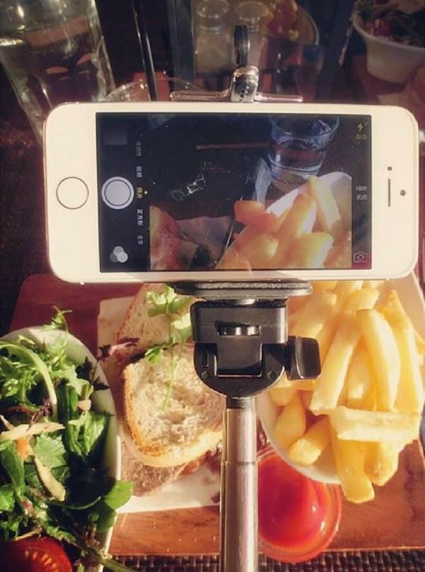 присутствии было зачем фотографировать еду фотографиями