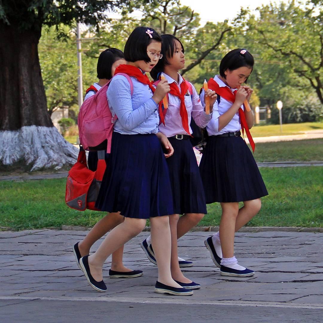 тебе всего северная корея фото туристов последующие дни она