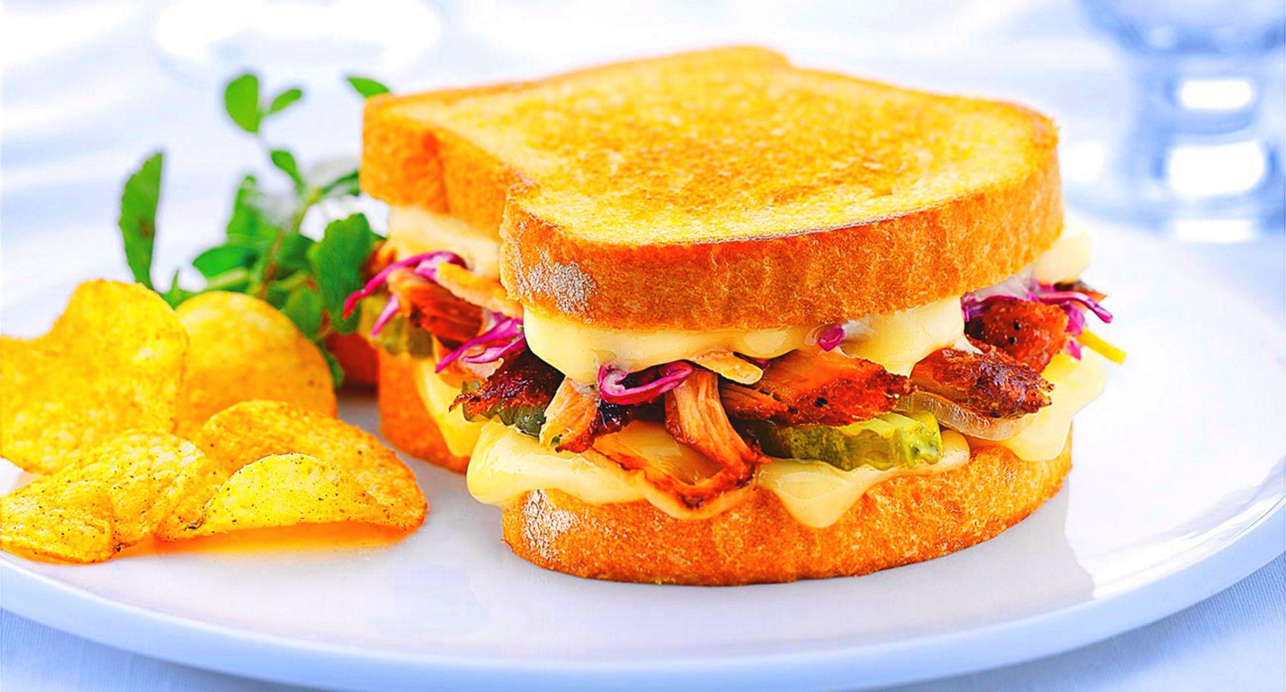 Бутерброд на завтрак картинки