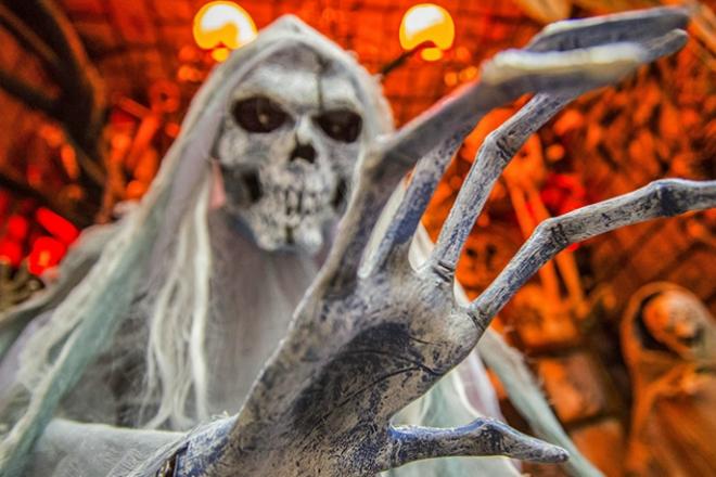 Искусственный интеллект создал жуткие маски на Хэллоуин