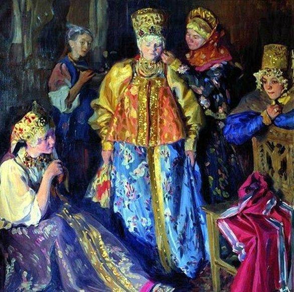 Платок или урбус Кокошник, головные уборы, женщины, народ, русские, традиции, шапка