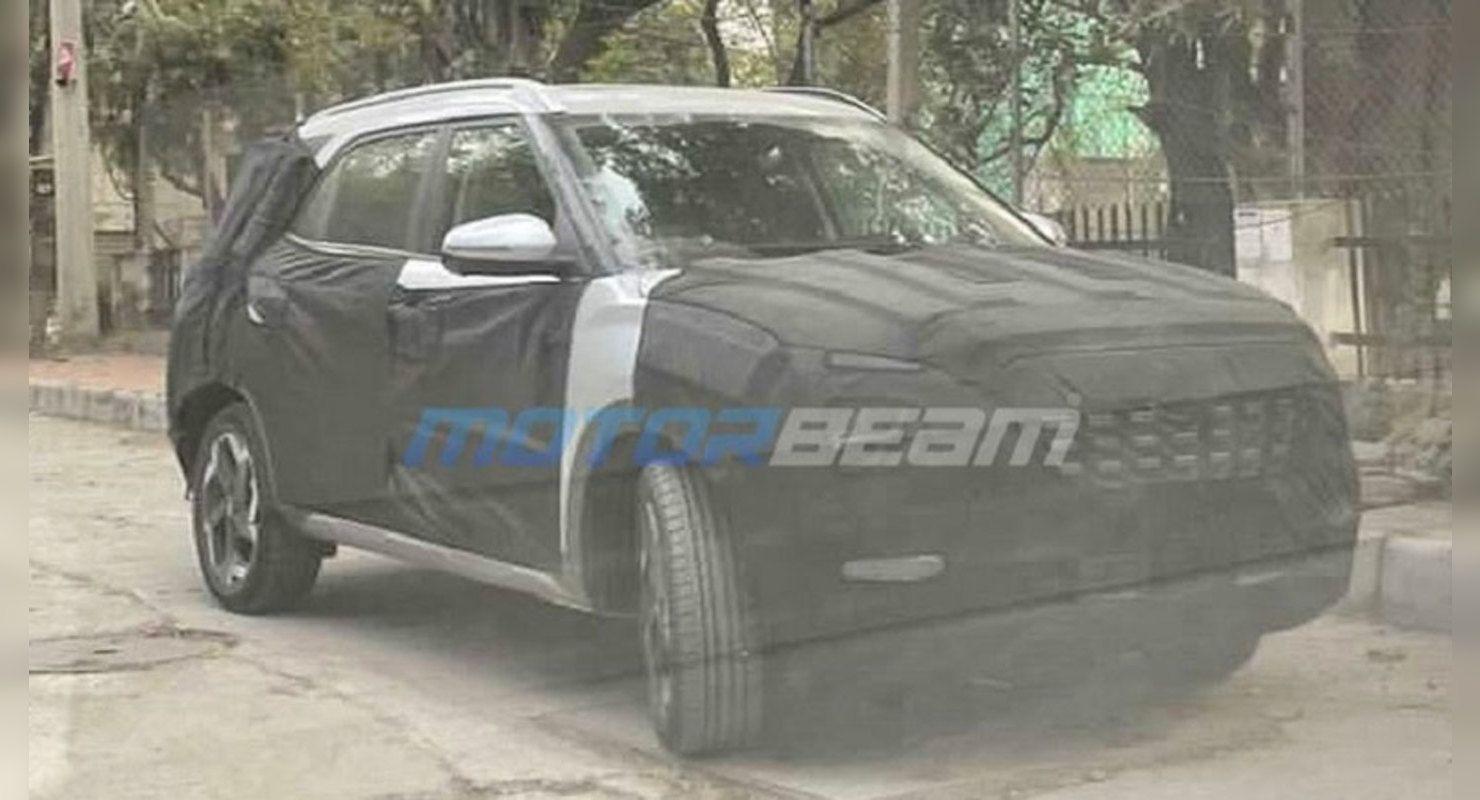 Удлиненная версия Hyundai Creta может получить собственное имя Автомобили