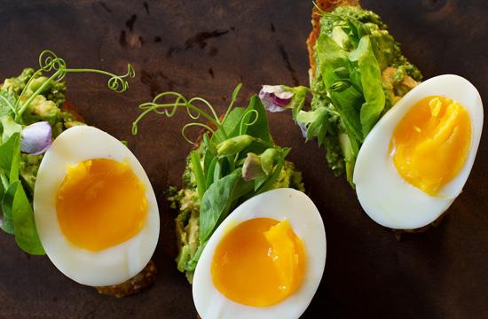 Тонкости идеальной варки яиц