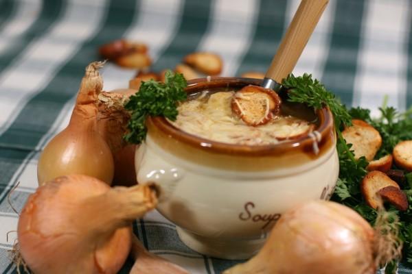 Луковый суп для похудения — секрет стройных француженок