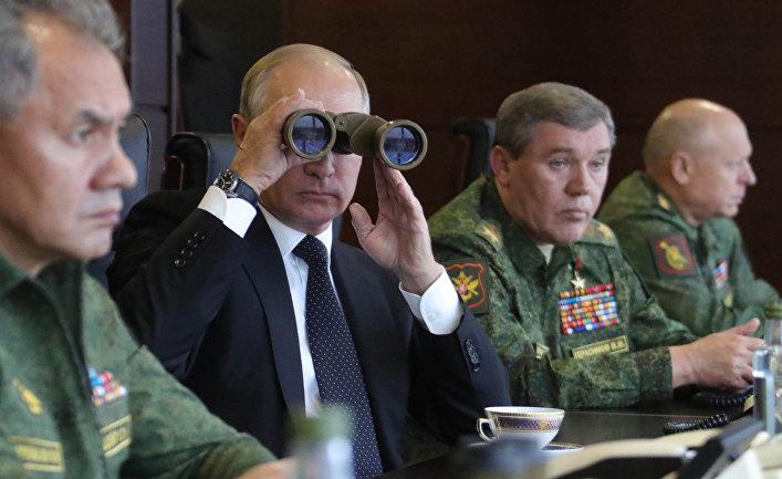 Призрак Путина атакует неудачников