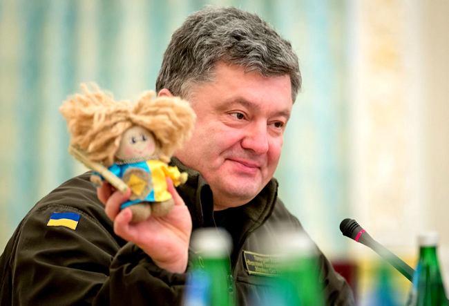 Die Zeit о «разгромной» речи Порошенко: Как же он надоел!