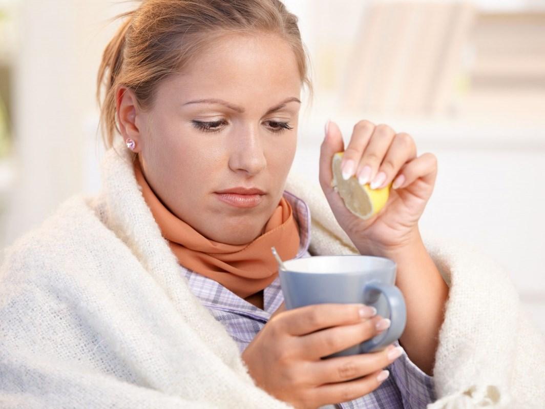 Отвар ромашки при простуде