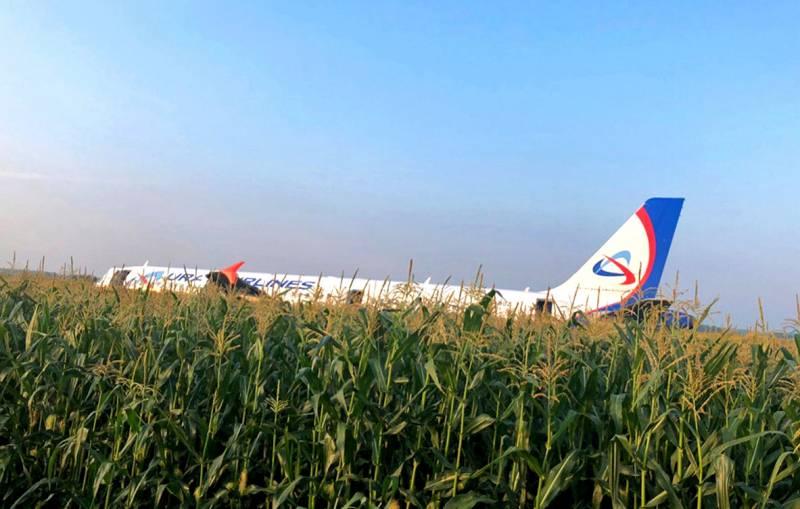 «Чудо на Гудзоне» 2.0: российские пилоты повторили подвиг американцев