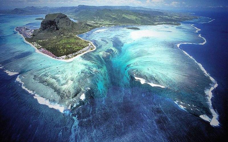 Самые необычные водопады мира