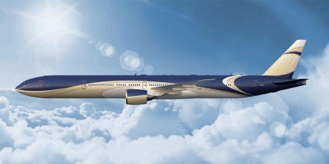 Boeing представил длиннейший…