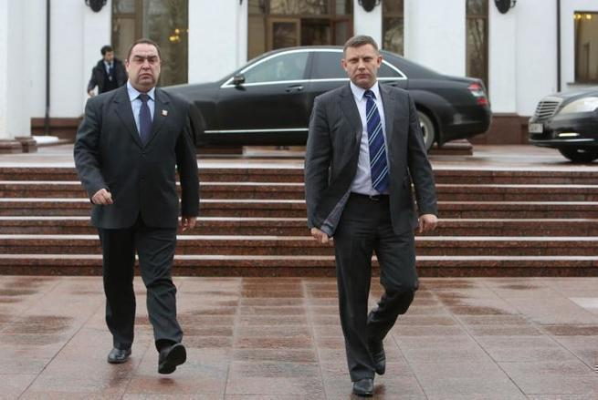 Киев зовет Донбасс на помощь