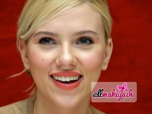 Дневной макияж для блондинок или как выглядеть хрупкой и нежной