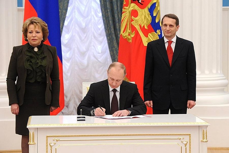 «Сегодня у Киева нет никаких шансов вернуть под свой контроль Крым»