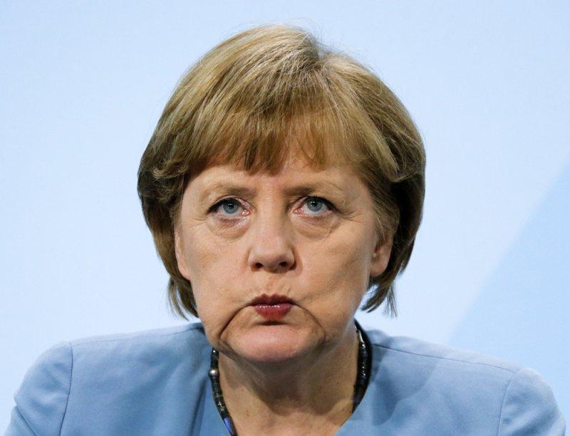 Меркель об антироссийских са…