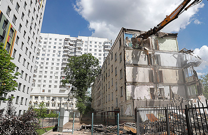 Столичный опыт — регионам. Реновация жилья может пройти по всей России