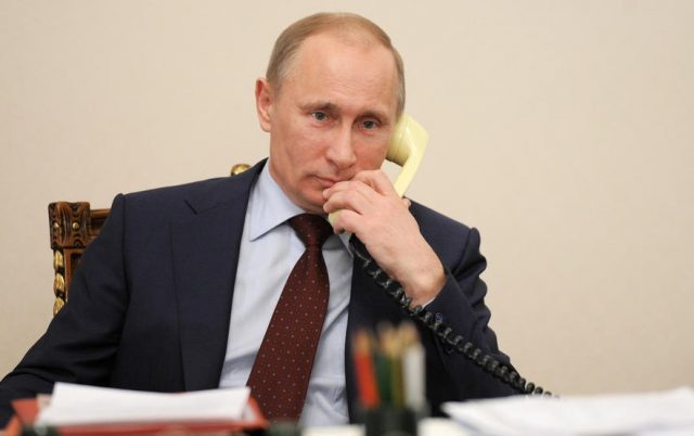 Путин нанесет ответный визит королю Саудовской Аравии