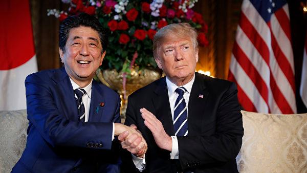 Япония рассчитывает на подде…