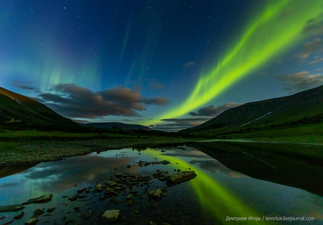 Ночная симфония неба