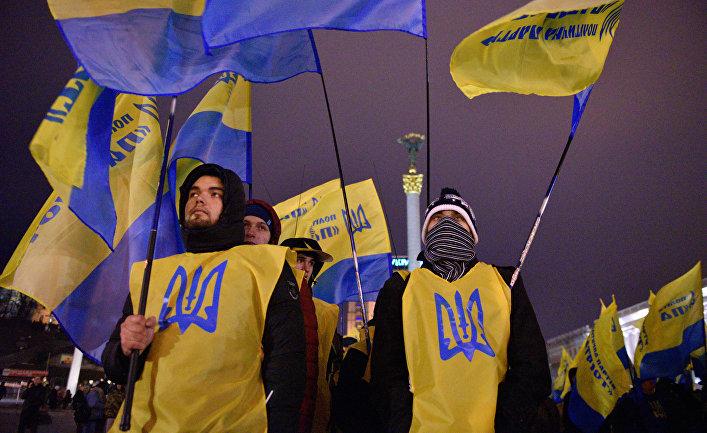На Украине заявили об угрозе исчезновения украинской нации
