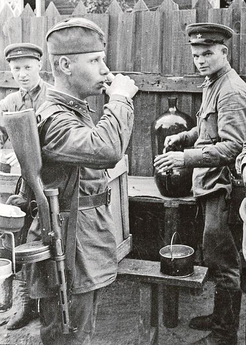 Сталин о водке