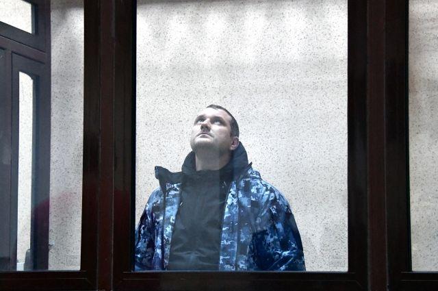 Один из задержанных в Керченском проливе моряков отказался признать вину