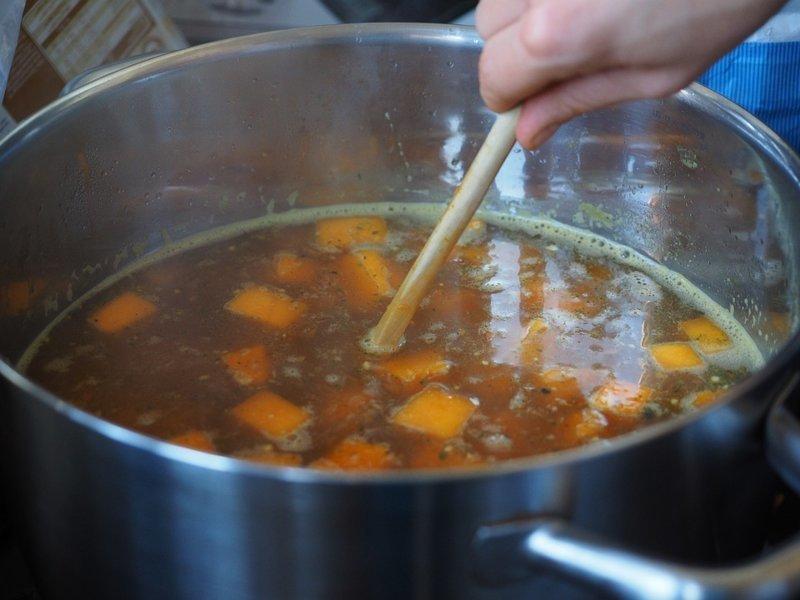 6. Любите добавлять кубики в суп? для кухни, кухня, советы, формочка для льда