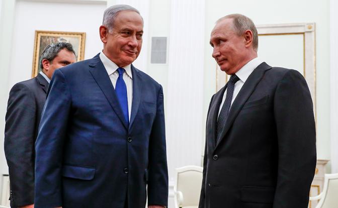 Чем грозит «Большая сделка» Путина и Нетаньяху