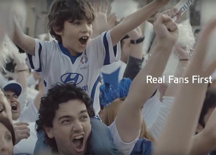Hyundai + EURO 2016™: попасть на чемпионат может каждый