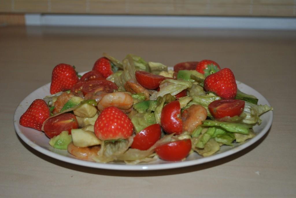 диетический ужин