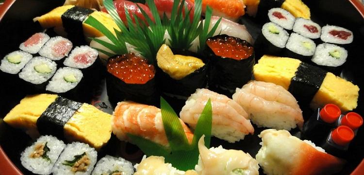 2 простых рецепта ленивых суши