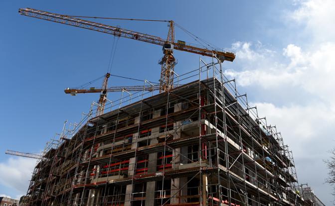 Москвичи решили сообща бороться со «строительным беспределом»