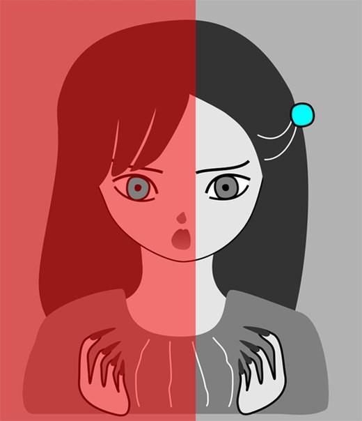 4. Иллюзия Акиоши Китаока гифки, прикол