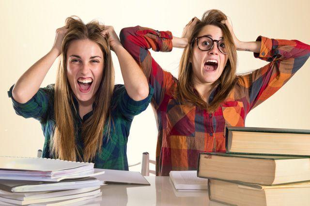 Только без нервов! Как унять волнение перед экзаменом