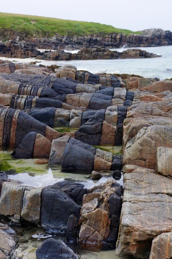 21. Пляж Хоста, Шотландия красота, мир, природа