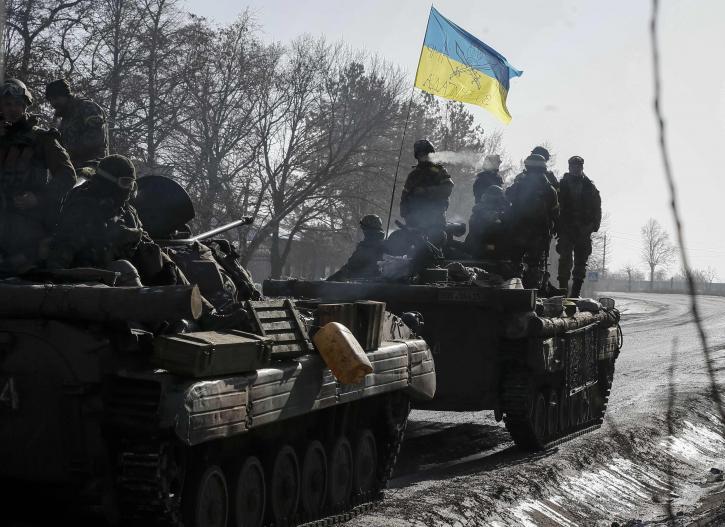 В штабе ВСУ дали ответ относительно входа подразделений украинской армии в Горловку новости,события