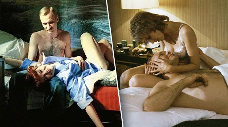 Эротические сцены в советских фильмах