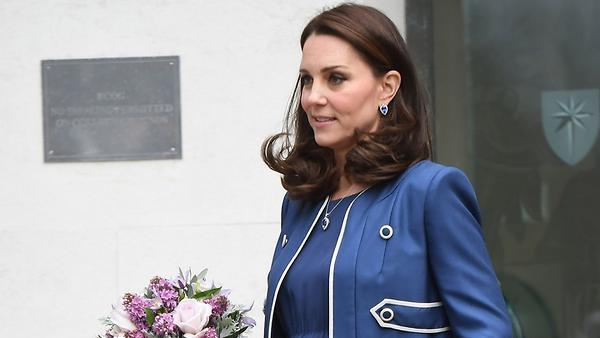 Образ дня: герцогиня Кембрид…