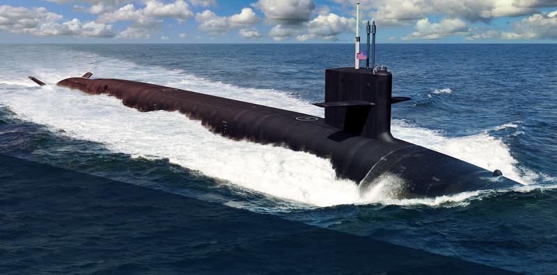 Проблемы проектов Columbia и Dreadnought. Дефектная сварка против подлодок будущего