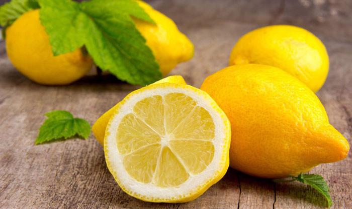 9. Лимон еда, здоровье, продукты
